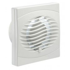 "PICTURE OF MANROSE 6"" STANDARD FAN PLUS TIMER"