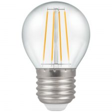 PICTURE OF LED FILAMENT CLEAR DIMMABLE 5W 2700K ES E27 LAMP