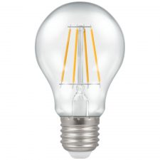 PICTURE OF LED GLS FILAMENT CLEAR DIMMABLE 5W 2700K ES E27 LAMP