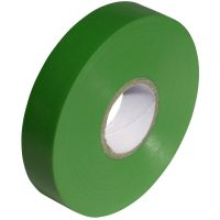 PICTURE OF PVC ELECTRICAL INSULATING TAPE 19MMX20M GREEN