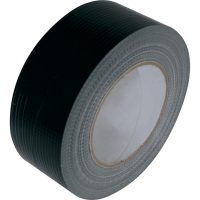 PICTURE OF DUCT TAPE BLACK, 50MMX50M