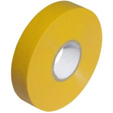 PICTURE OF PVC ELECTRICAL INSULATING TAPE 19MMX20M YELLOW