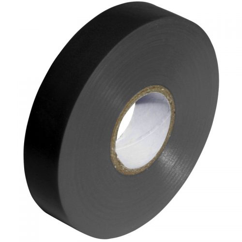 PICTURE OF PVC ELECTRICAL INSULATING TAPE 19MMX20M BLACK