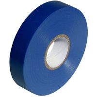 PICTURE OF PVC ELECTRICAL INSULATING TAPE 19MMX20M BLUE