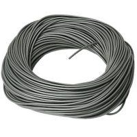PICTURE OF 6MM GREY PVC SLEEVING