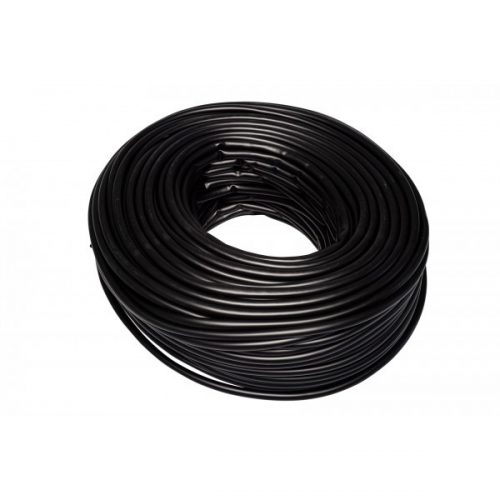 PICTURE OF 6MM BLACK PVC SLEEVING