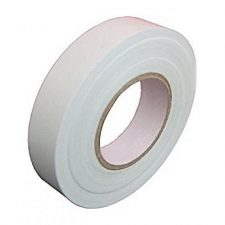 PVC ELECTRICAL INSULATING TAPE 19MMX20M WHITE