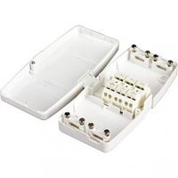 PICTURE OF ASHLEY HAGER J804 20A 4TERMINAL MAINTENANCE FREE JUNCTION BOX