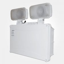 PICTURE OF LEDTWNSPOT IP65 LED TWINSPOT EMERGENCY FITTING