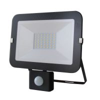 picture of brackenheath BRA/I2043B ispot framless ip65 floodlight with pir