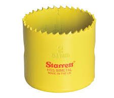 STARRETT SH0314 83MM BI-METAL HOLESAW