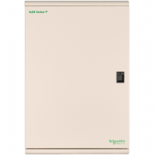 PICTURE OF SCHNEIDER ELECTRIC SEA9BPN24 24 WAY TPN MCB DISTRIBUTION BOARD ISOBAR P TYPE B