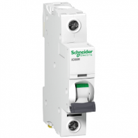 PICTURE OF SCHNEIDER A9F55163 63A SP TYPE: D MCB MINIATURE CIRCUIT BREAKER