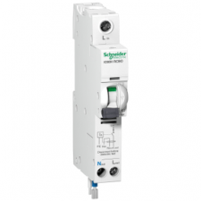 PICTURE OF SCHNEIDER ELECTRIC A9D31840 40A 30MA SP&N TYPE: B RCBO