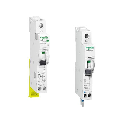 Industrial RCBO's