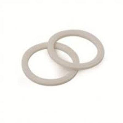 picture of m50 white nylon ip washers