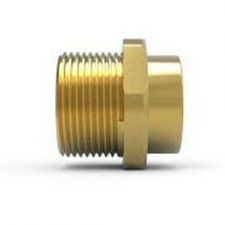picture of eexd atex brass reducer m63(m) - M32 (F)