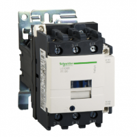 PICTURE OF SCHNEIDER ELECTRIC LC1D95U7 45KW 95A 240VAC COIL 3 POLE CONTACTOR