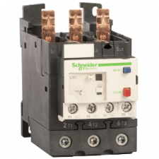 PICTURE OF SCHNEIDER LRD365 48-65A THERMAL OVERLOAD RELAY