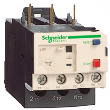 PICTURE OF SCHNEIDER LRD35 30-38A THERMAL OVERLOAD RELAY