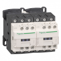 SCHNEIDER ELECTRIC TESYS D LC2D25N7 11KW 25A 415VAC COIL REVERSING CONTACTOR