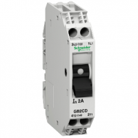 PICTURE OF SCHNEIDER GB2CD16 10A 1P+N THERMAL MAGNETIC CIRCUIT BREAKER