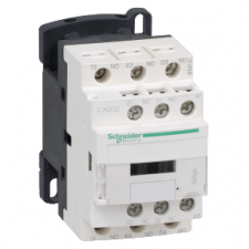 PICTURE OF SCHNEIDER TESYS D CAD507 5NO 240VAC STANDARD COIL CONTROL RELAY