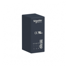PICTURE OF SCHNEIDER RSB2A080P7 INTERFACE PLUG-IN RELAY 2C/O 230VDC 8A